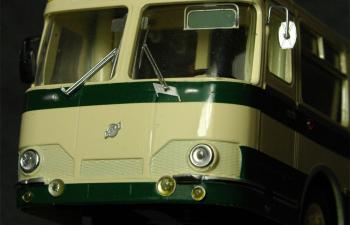 Фототравление Набор для модели автобуса Ликинский автобус 677