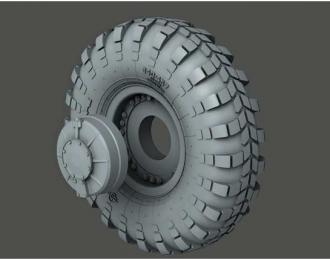 БТР-60ПБ набор колес, 8шт