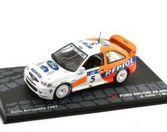 FORD Escort RS WRC #5 C.Sainz/L.Moya победитель Rally Acropolis 1997