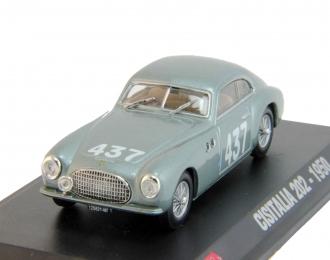 CISITALIA 202 #437 (1950), grey metallic
