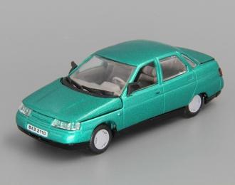 ВАЗ 2110, зеленый