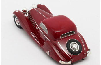 MERCEDES-BENZ 540K Special Coupe (W29) #130944 1936 Red