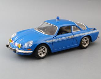 ALPINE A110 Gendarmerie, blue
