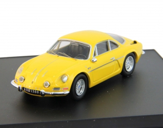 RENAULT Alpine A110 1300 G, yellow