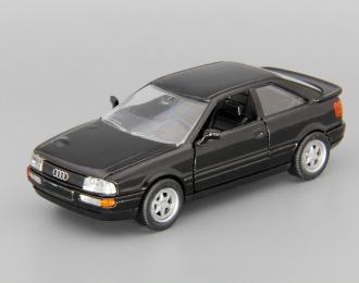 AUDI Quattro Coupe, black
