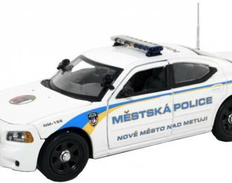 DODGE Charger Mestska Policie, white