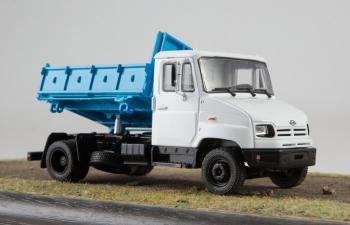 ЗИL-ММЗ-2502 самосвал, Легендарные Грузовики СССР 32