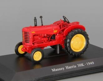 MASSEY Harris 30K (1949), red
