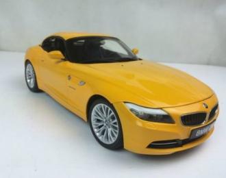 BMW Z4sDrive 35i, желтый