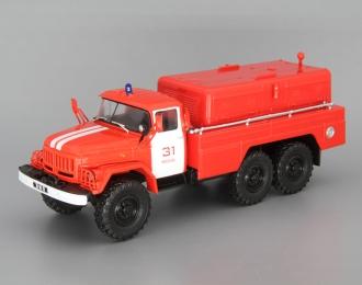 ПНС-110(131)-131А, Автолегенды СССР. Грузовики 11, красный