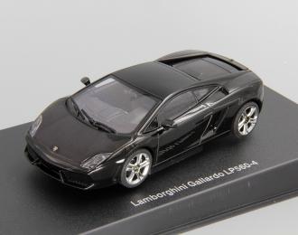 LAMBORGHINI Gallardo LP560-4, black metallic