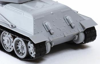 Сборная модель Советский средний танк Т-34