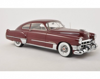 CADILLAC Series 62 Club Coupe Sedanette 1949, dark red
