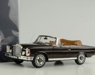 MERCEDES-BENZ 280 SE Cabriolet (W111) 1969 Brown