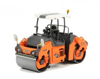 HAMM HD 110 with rops, Premium Line 1:50, оранжевый с серым