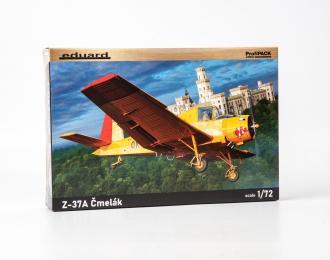 Сборная модель Самолет Z-37A Čmelák