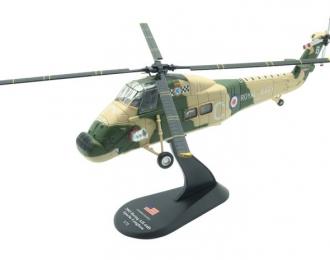 Westland Wessex HU5, Helikoptery Świata 12
