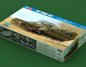 Сборная модель Танк IDF PUMA AEV