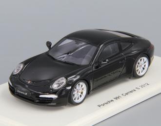 PORSCHE 991 Carrera (2012), black