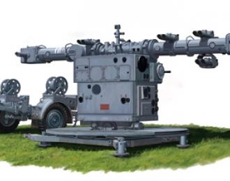 Сборная модель Kommando- Great 40 w/Anh 52