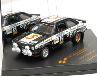 FORD Escort RS1800# 2 A.Vatanen-N.Wilson Circuit of Ireland, (1982)