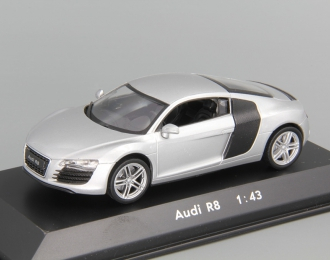 AUDI R8, silver