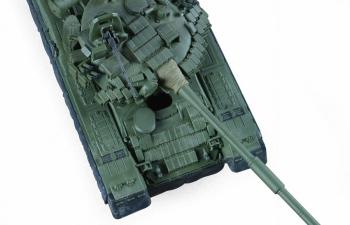 Сборная модель основной боевой танк Т-80БВ
