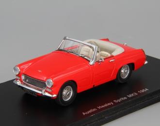 AUSTIN Healey Sprite Mk3 (1964), red