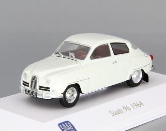 SAAB 96 (1964), white