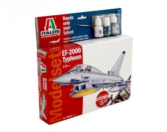 Сборная модель EF-2000 TYPHOON (подарочный набор)