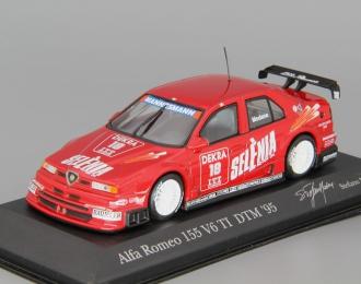 ALFA ROMEO 155 V6 TI DTM Stefano Modena (1995), red