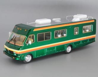"""FLEETWOOD Bounder RV из телесериала """"Во все тяжкие"""" (1986), green"""