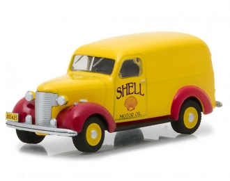 "CHEVROLET фургон ""Shell Oil"" 1939"