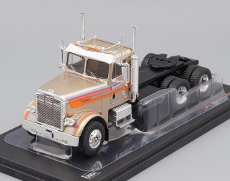 (Уценка!) седельный тягач FREIGHTLINER FLC 120 64 T 1977 Metallic Beige