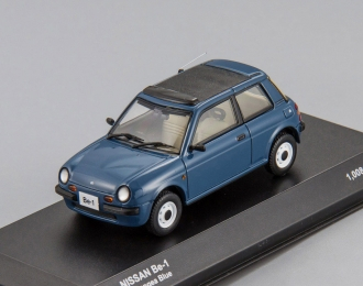 Nissan Be-1 1985 (blue)