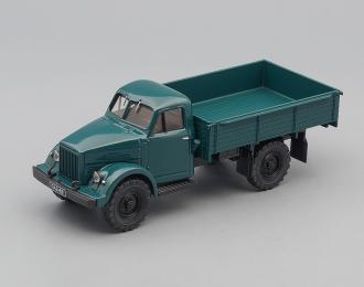 Горький 63 бортовой, грязно-зеленый