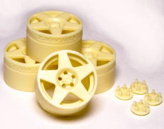 Комплект дисков Tarmac 52 17″ дюймов