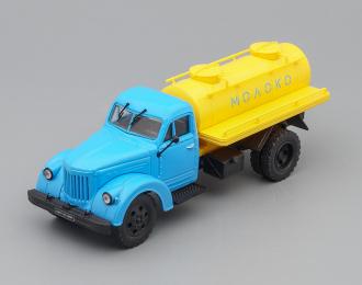 АЦПТ-2,2, Грузовики СССР 25, голубой / желтый