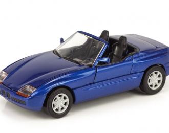 BMW Z1 (E30) Roadster, blue metallic