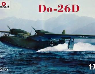 Сборная модель Немецкий морской разведчик Dornier Do-26D