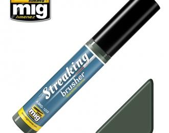 STREAKINGBRUSHER STARSHIP GRIME (Краска с тонкой кистью аппликатором)