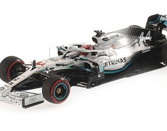 MERCEDES-AMG PETRONAS MOTORSPORT F1 W10 EQ POWER+ - LEWIS HAMILTON - GERMAN GP 2019