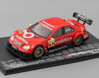 MERCEDES-BENZ AMG C-Klasse Bernd Schneider Vodafone #2 DTM (2006), red