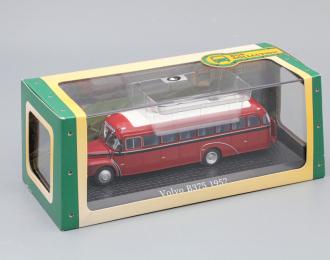 автобус VOLVO B375 1957
