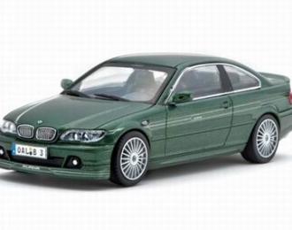 BMW Alpina B3S (E46 Coupe), Alpina green