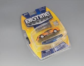 CHEVROLET Camaro (2002), orange
