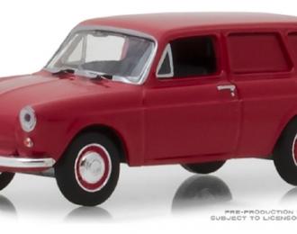 VOLKSWAGEN 1600 Panel Van 1968 Velour Red