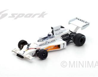 McLaren M23 #7 Winner Swedish GP 1973 Denis Hulme