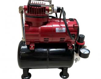 Компрессор 1223, с регулятором давления, автоматика, ресивер