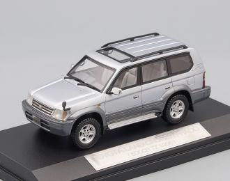 TOYOTA Land Cruiser Prado TZ 5-dr (1996), silver